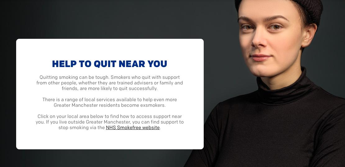 Making Smoking History