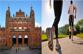 Cultural and running participation in Glasgow