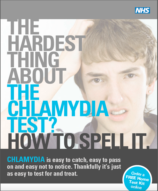 Promoting Chlamydia Screening in East Sussex