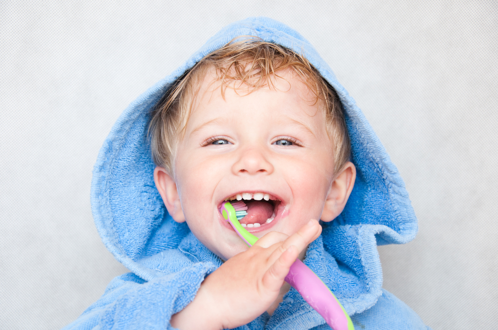 Children's dental health in Leicestershire and Rutland